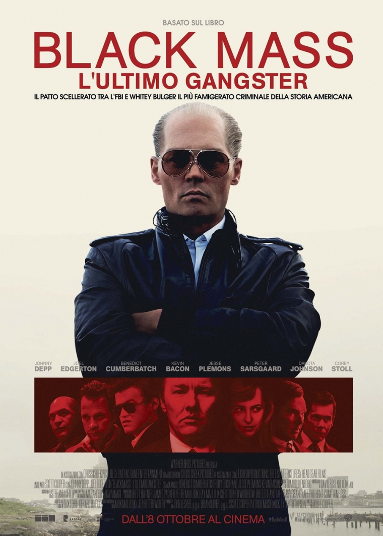 BLACK MASS-L'ULTIMO GANGSTER